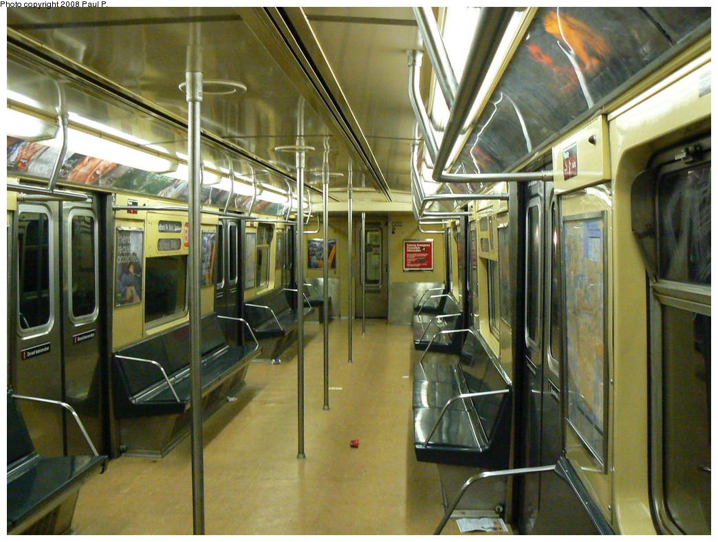 (314k, 1044x788)<br><b>Country:</b> United States<br><b>City:</b> New York<br><b>System:</b> New York City Transit<br><b>Route:</b> B<br><b>Car:</b> R-40 (St. Louis, 1968) 4306 <br><b>Photo by:</b> Paul P.<br><b>Date:</b> 11/6/2008<br><b>Viewed (this week/total):</b> 0 / 1343