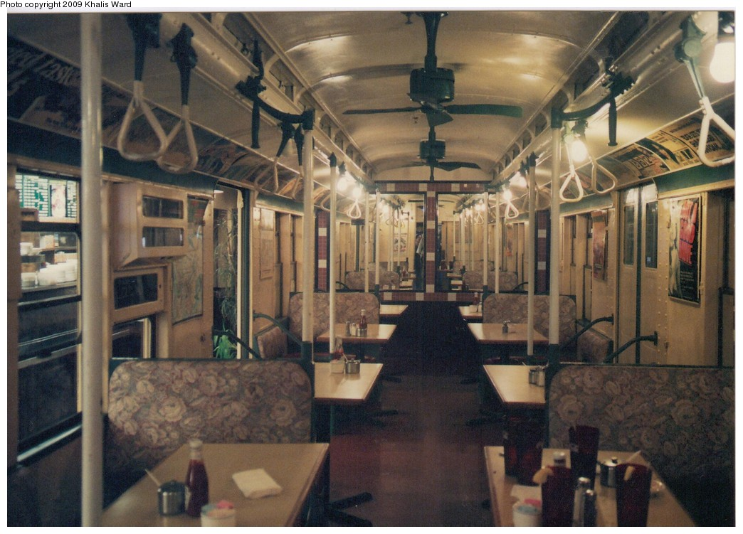 (203k, 1044x751)<br><b>Country:</b> United States<br><b>City:</b> New York<br><b>System:</b> New York City Transit<br><b>Location:</b> Golden's Deli - Staten Island Mall<br><b>Car:</b> R-6-3 (American Car & Foundry, 1935) 978 <br><b>Photo by:</b> Khalis Ward<br><b>Viewed (this week/total):</b> 3 / 5659